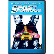2 Fast 2 Furious On DVD with Paul Walker - EE664636