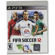 FIFA Soccer 12 For PlayStation 3 PS3 - EE664863