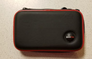 Gamestop Red Black Carrying Case For DS - EE665164