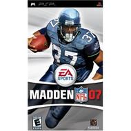 Madden NFL 07 Sony For PSP UMD Football - EE665187