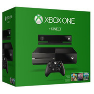 Xbox One 500GB Console With Kinect With Zoo Tycoon Kinect Sports - ZZ665230