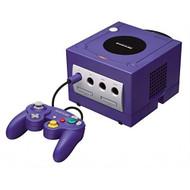 Indigo GameCube System Purple Console - ZZ665393
