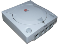 Sega Dreamcast Console In White - ZZ665461