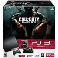 PlayStation 3 160GB Call Of Duty: Black Ops Bundle - ZZ665467