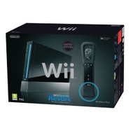 Nintendo Wii Console Black And 4 Games - ZZ665469