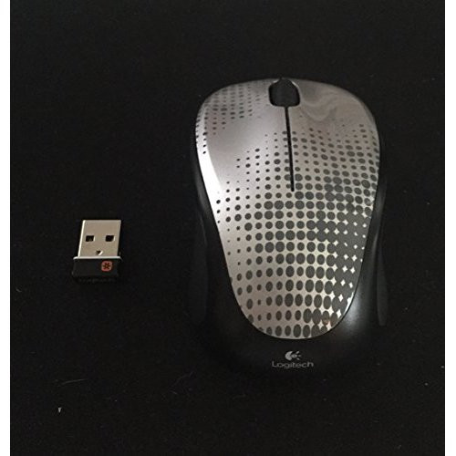 Logitech Unifying Wireless Mouse M317 M325 Pewter With Unifying - ZZ665599