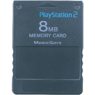 Sony OEM Memory Card 8MB For PlayStation 2 PS2 - ZZ665786