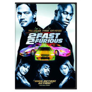 2 Fast 2 Furious Widescreen Edition On DVD With Paul Walker - DD665785