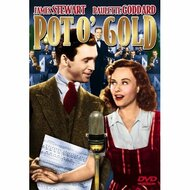 Pot O' Gold On DVD With James Stewart - XX665921