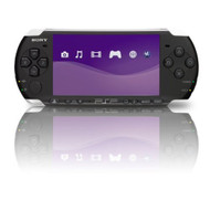 PlayStation Portable PSP 3000 Core Pack System Piano Black - ZZ665952
