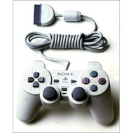 Sony OEM PlayStation 1 PS1 Dual Shock Analog Controller - ZZ666225