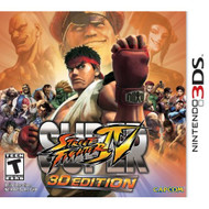 Super Street Fighter IV: 3D Edition Nintendo For 3DS Fighting - EE666306
