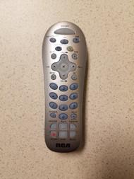 RCA RCR412BN 4 Device Universal Remote Silver Wireless - DD666418