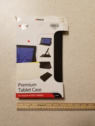 Case Cover Black Folding Folio 461699 - DD666505
