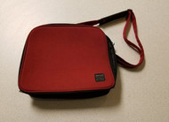 Denali Red Messenger Carry Bag Camera: Medium Format Carry/Shoulder - DD666516