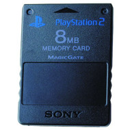 Sony SCPH97027 PlayStation 2 8 MB Memory Card - ZZ30637