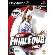 NCAA Final Four 2002 For PlayStation 2 PS2 Basketball With Manual And - EE666787