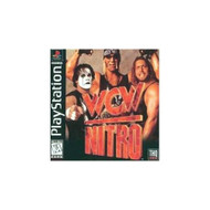 WCW Nitro For PlayStation 1 PS1 Fighting - XX666917