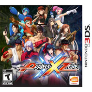Project X Zone Nintendo For 3DS Fighting - EE667149