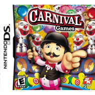Carnival Games For Nintendo DS DSi 3DS 2DS - EE667152