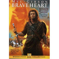 Braveheart On DVD with Mel Gibson Drama - EE667489