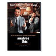 Analyze This On DVD With Robert De Niro Comedy - EE667507