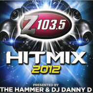 Z 103.5 Hitmix 2012 On Audio CD Album - EE667575