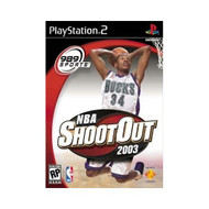 NBA Shootout 2003 For PlayStation 2 PS2 Basketball With Manual and - XX667771