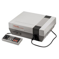 Nintendo Entertainment 1985 System Game Console NES - ZZ667834