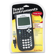 Lot Of 2 Texas Instruments TI-84 Plus Graphing Calculator 10-DIGIT LCD - ZZ667843