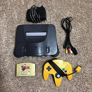 Nintendo 64 N64 Bundle With Zelda Ocarina Of Time - ZZ667984