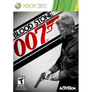 James Bond 007: Blood Stone For Xbox 360 Shooter With Manual and Case - EE668045