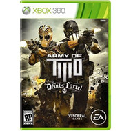 Army Of Two The Devil's Cartel For Xbox 360 2 With Manual And Case - EE668098