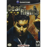 Dead To Rights For GameCube - EE668126