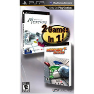 Archer Maclean's Mercury And Mercury Meltdown 2 Pack Sony PSP For - EE668275