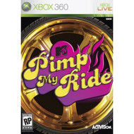 Pimp My Ride For Xbox 360 Flight With Manual and Case - EE668384