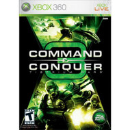 Command & Conquer 3: Tiberium Wars For Xbox 360 Strategy - EE668542