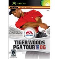 Tiger Woods PGA Tour 06 Xbox For Xbox Original Golf - EE668554