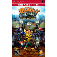 Ratchet And Clank: Size Matters Sony PSP - ZZ668688