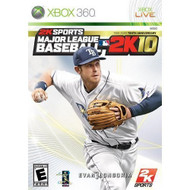 MLB 2K10 By 2K For Xbox 360 Baseball - EE668734