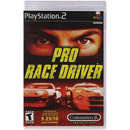 Pro Race Driver For PlayStation 2 PS2 Racing With Manual and Case - EE668873