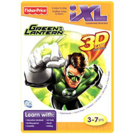 Fisher-Price Ixl Learning System Software Green Lantern 3D - EE669646