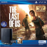 PlayStation 3 PS3 250GB The Last Of US Bundle Super Slim - ZZ669684