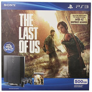 PlayStation 3 PS3 500GB The Last Of US Bundle Super Slim - ZZ669687