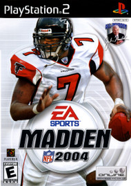 Madden NFL 2004 For PlayStation 2 PS2 Football - EE669805