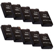 Lot Of 10X 3.6V 1800MAH Rechargeable Battery For Sony PSP-110 PSP-1001 - ZZ669904