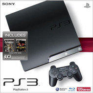 PlayStation 3 120GB System With Killzone 2 And Infamous - ZZ670278