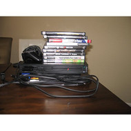 PlayStation 2 PS2 Fat With Two Controllers 7 Games - ZZ670208