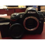 Nikon D70S 6.1MP Digital SLR Camera Body Only Black 25218 - EE670438