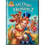All Dogs Go To Heaven 2 On DVD With Charlie Sheen Children - EE670512